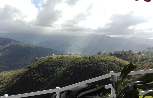 Mirador Ujarrás