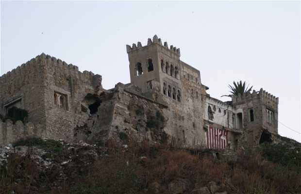 Walls of the Kasbah