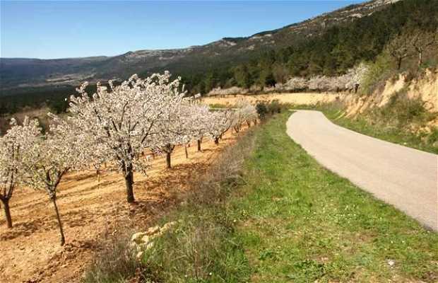 Caderechas Valley