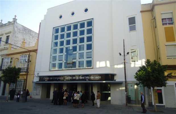 Centro de Congresos Cortes de la Real Isla de León