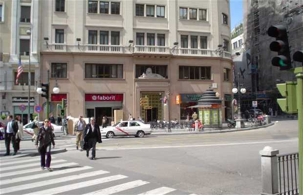 Faborit Coffee Shop a Madrid