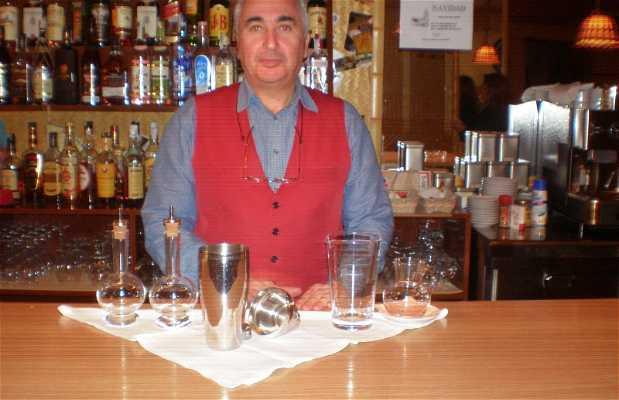 Bar de Copas Papá Juan