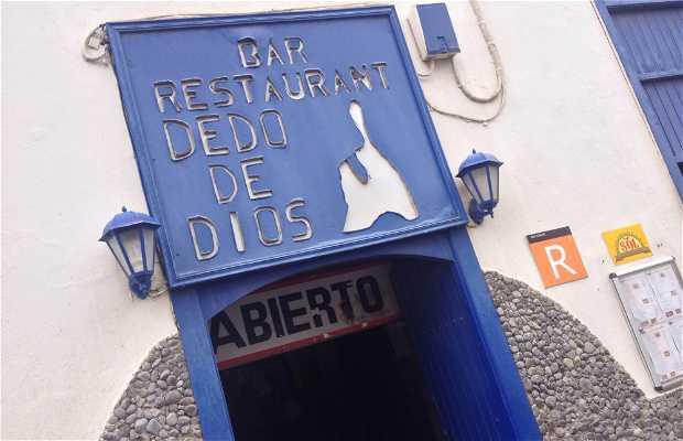 Restaurant El Dedo de Dios