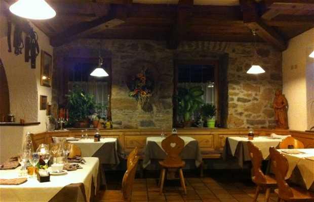 Sottovoce in Stazione Restaurant, Castello-Molina di Fiemme, Italy