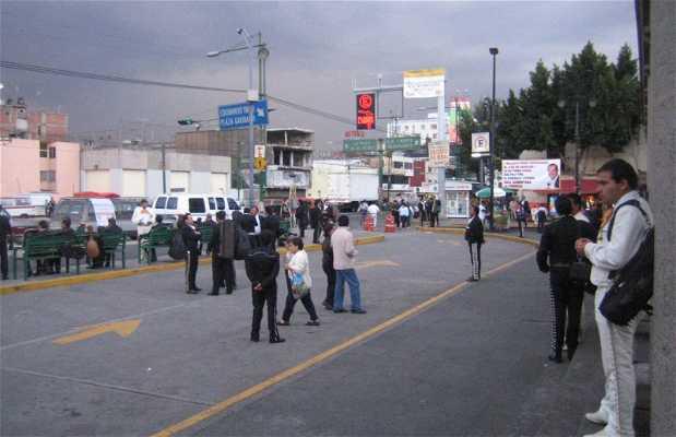 La Plaza Garibaldi