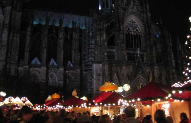 Mercato natalizio di Colonia