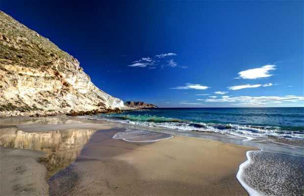 El Plomo Beach