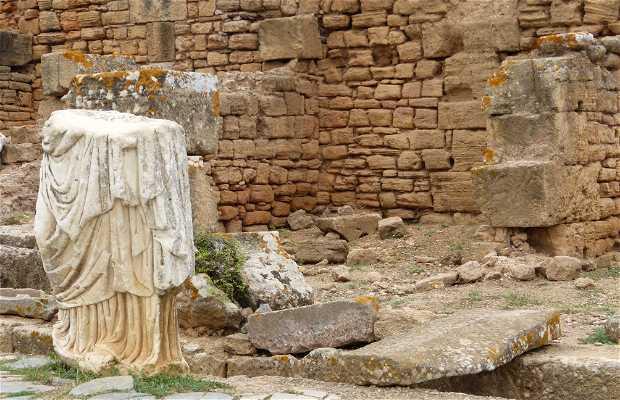 Ciudad romana Sala Colonia