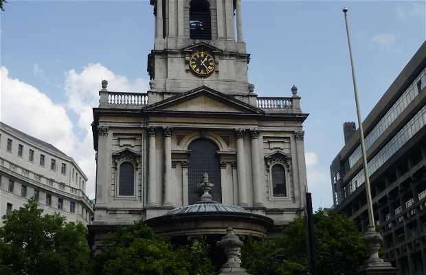 The Parish Church of St Mary le Strand