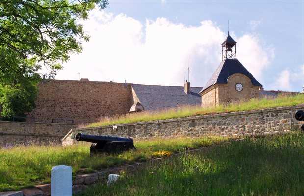 La Citadelle de Mont Louis
