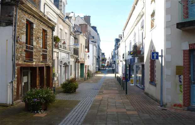 Centro historico de Châteaubriant