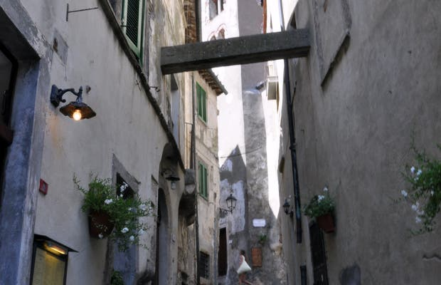 Capalbio centro storico