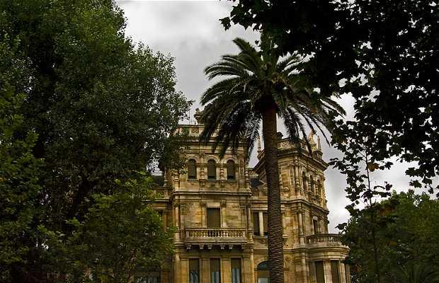 Palacio de los Pinares