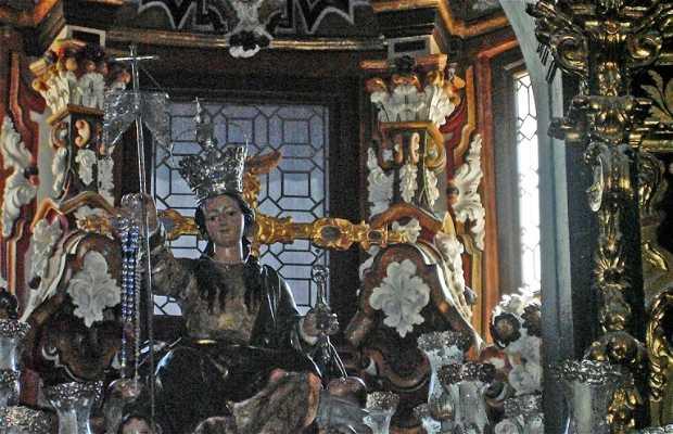 Chiesa di Nuestra Señora de la Aurora a Priego de Cordoba