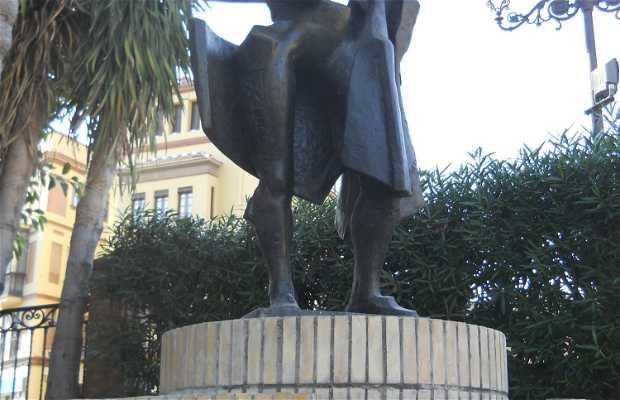Juan Belmonte Monument