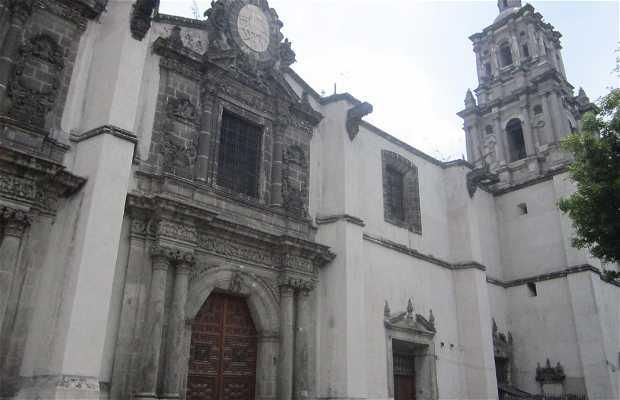 Templo y Ex Convento de la Concepción
