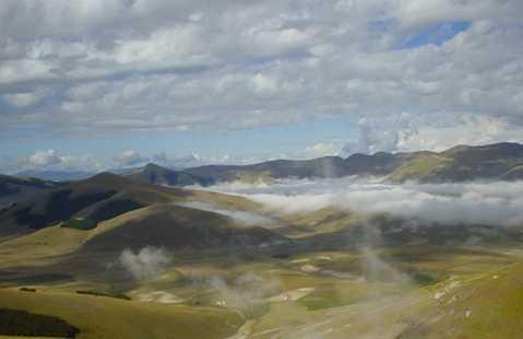 Parque Nacional de los Montes Sibilinos