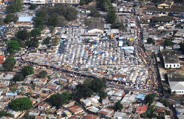 Mercado de Xipamanine
