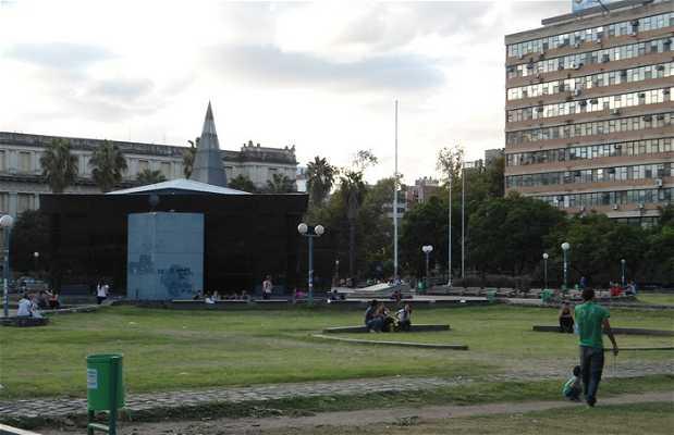 Praça de La Intendencia