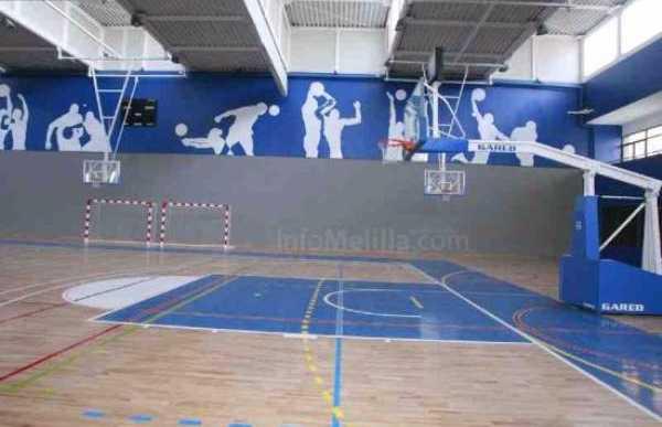 Pabellón Polideportivo Guillermo Garcia Pezzi