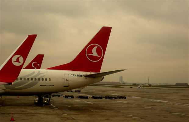 Aeropuerto internacional Atatürk