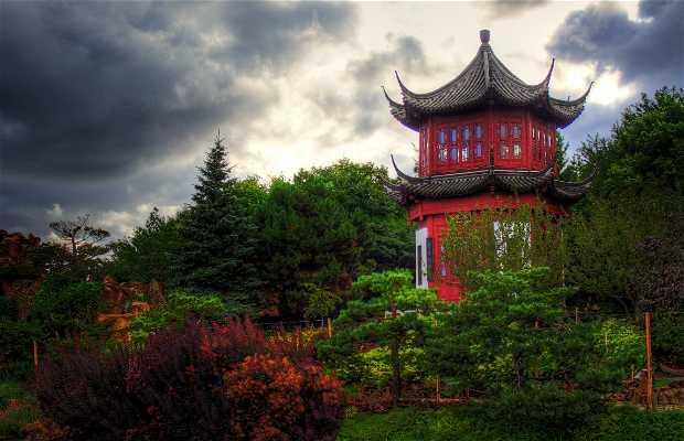 Jardin Botánico de Montreal