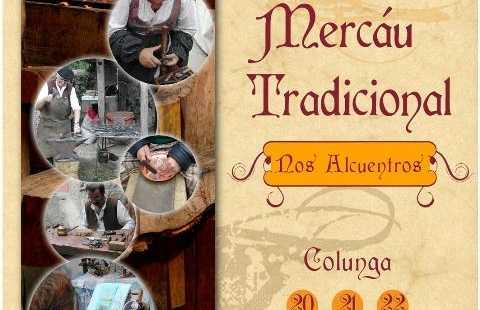 VIII Mercado Tradicional de Colunga