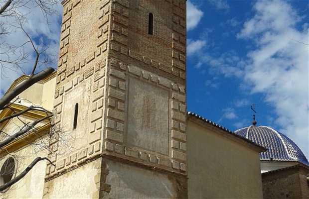 Iglesia de San Roc en Oliva (Valencia)