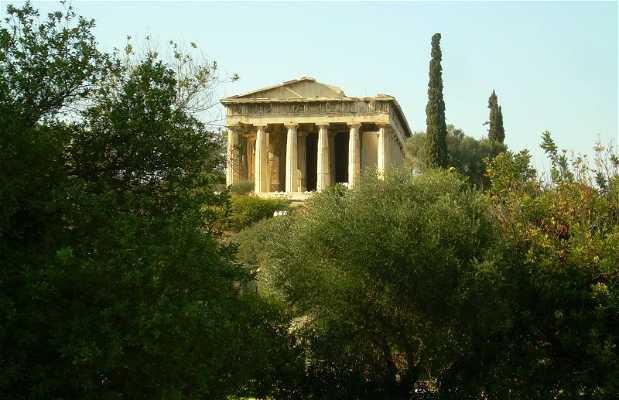 Templo de Efesto