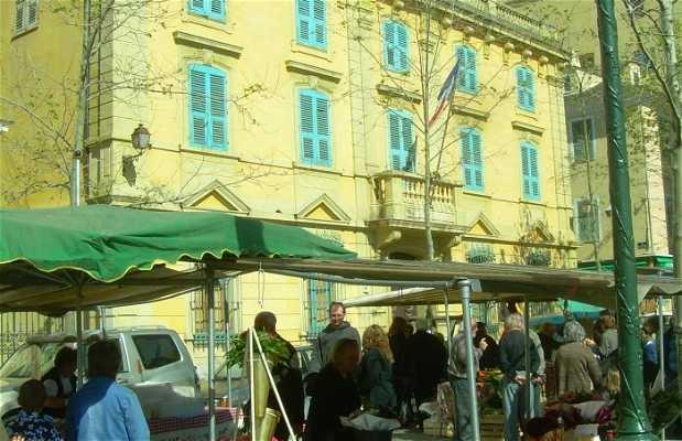 Mercado de Bastia