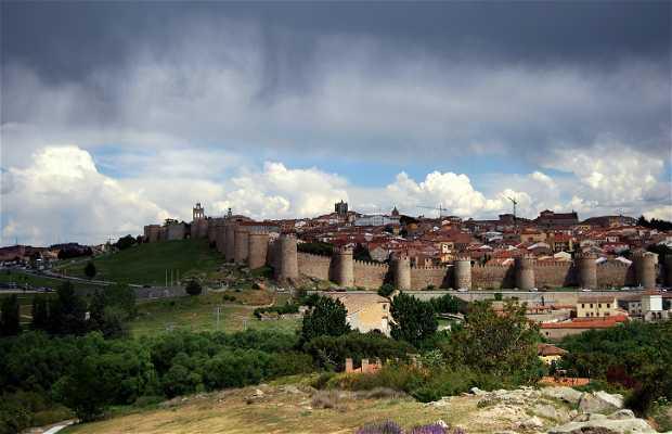 Muralhas de Ávila