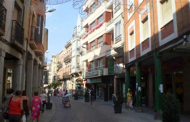 The Clock Street