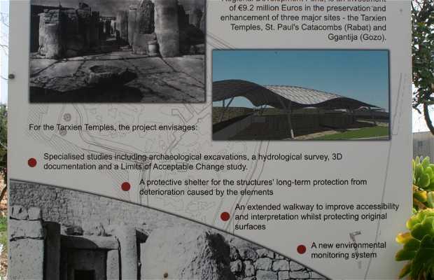 Templo Megalítico de Tarxien