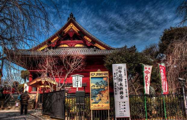 Templo Kiyomizu Kannondo