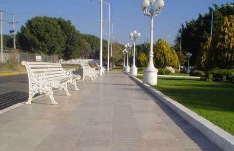 Parque del Calvario