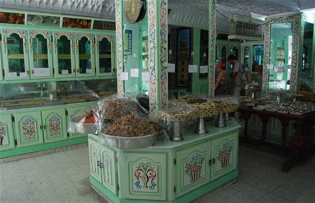 Pastelería Segni, Kairouan, Túnez