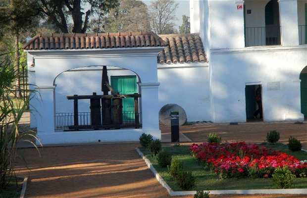 """Museo del Vino """"Obispo Colombres"""""""