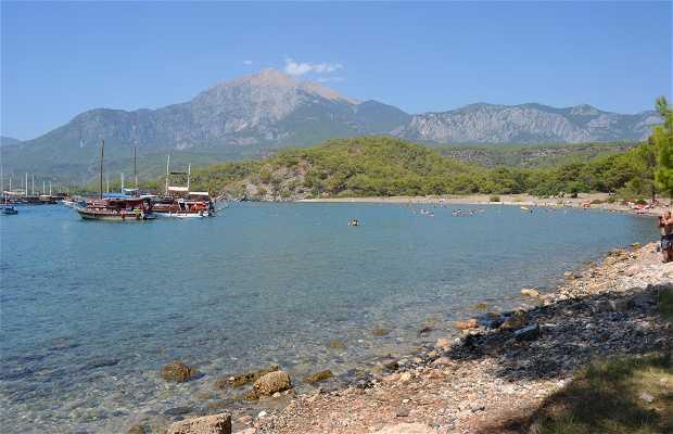 Spiagge di Phaselis