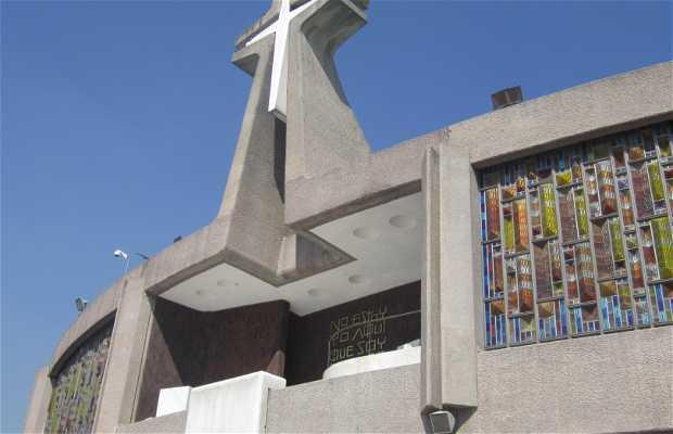 Nueva Basílica de Guadalupe