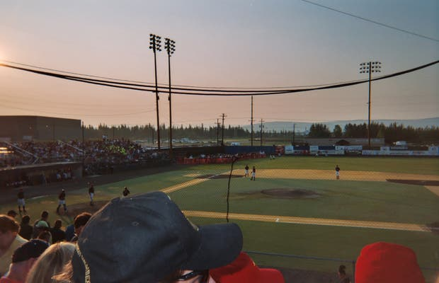 Midnight Sun Baseball Game