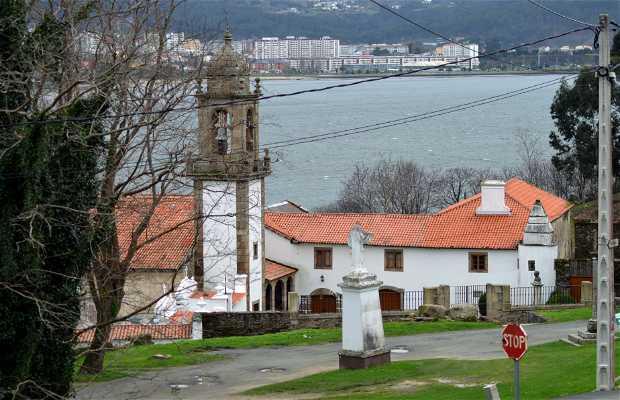 Monastery of San Martiño de Xubia