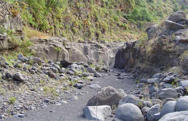 Sendero Barranco de la Madera