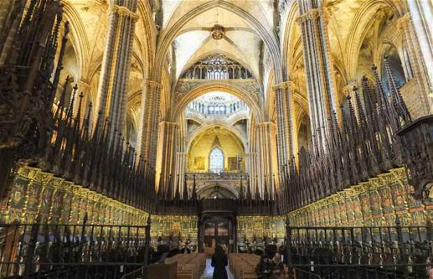 Cathédrale de Sainte Eulalie