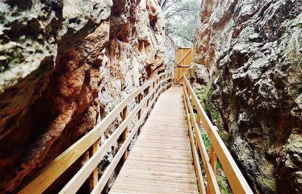 Ruta: Quebrada del Toro - Lagunas de Ruidera - Ossa de Montiel