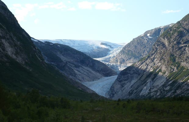 Fiordos y glaciares