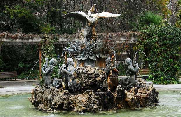 Fuente de los Cisnes