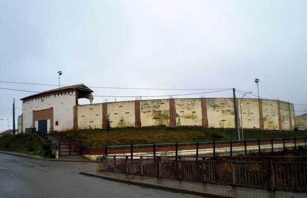 Arena dei tori di Sahagùn
