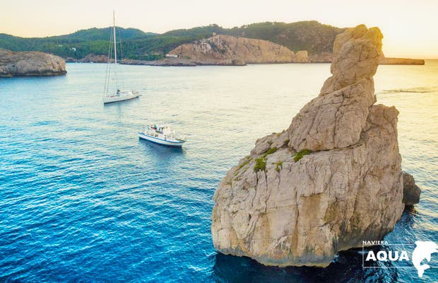 Aquabus Ferry Boats - Puesta de Sol en Benirras