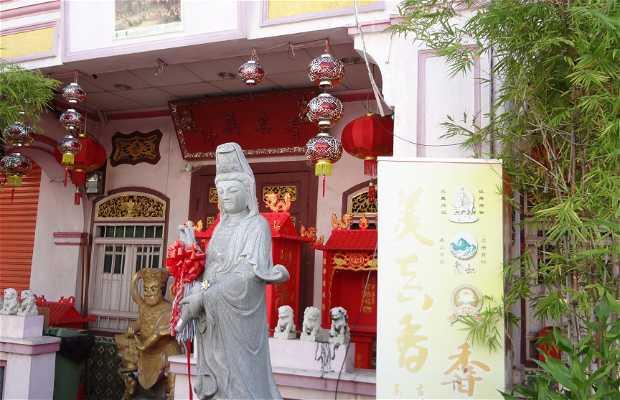Yap temple