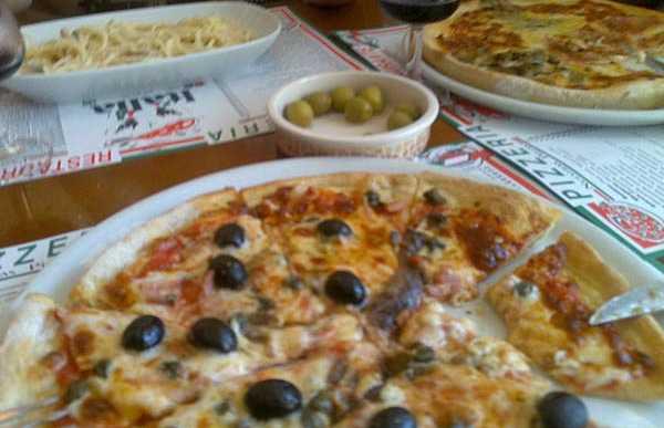 Pizzeria-Restaurante ITALIA